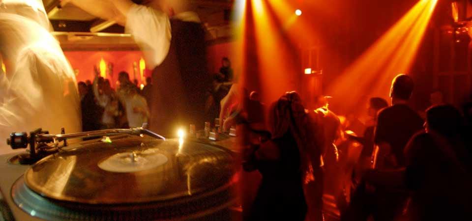 Discoteca e musica fino a tardi